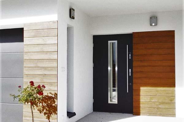 drzwi zewnętrzne firmy Hormann