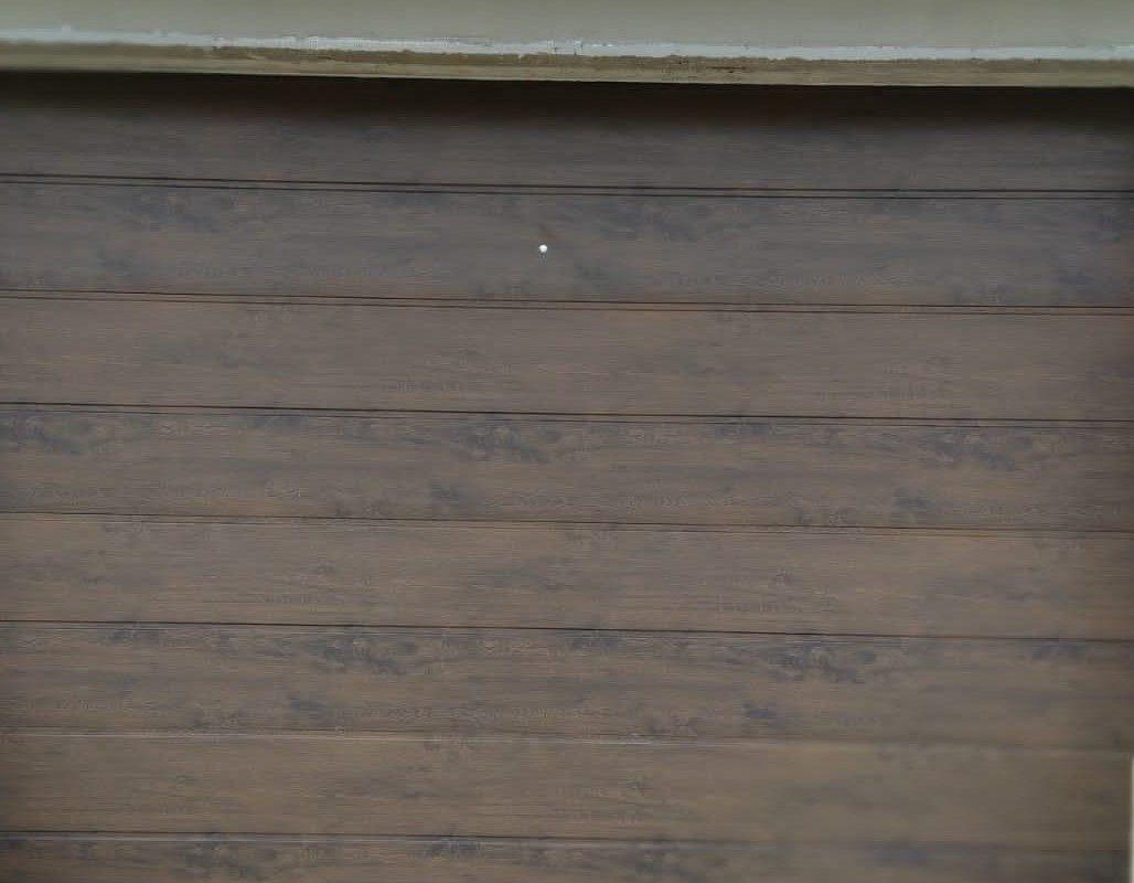 Brama renomatic decocolor dark oak