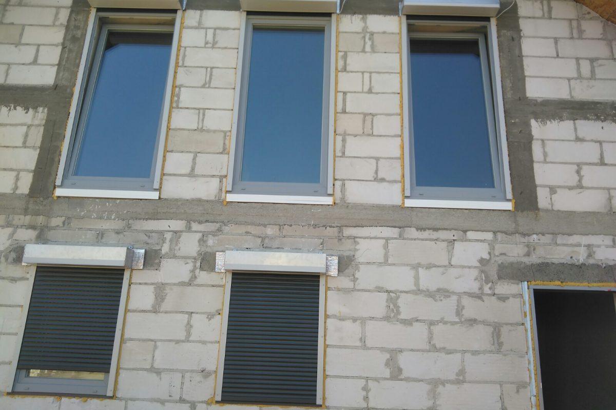Zestaw - Okna i Rolety