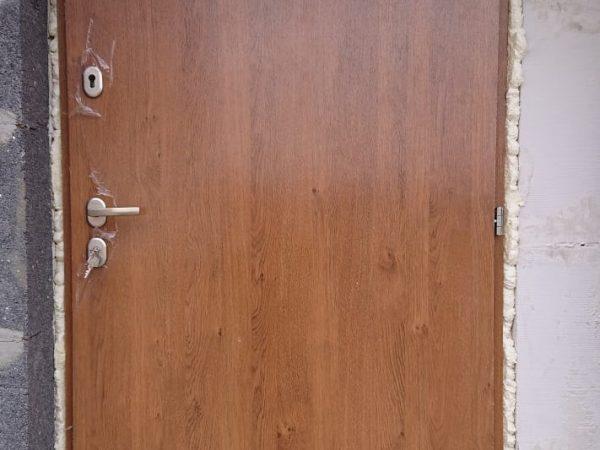 Drzwi kolor. złoty dąb