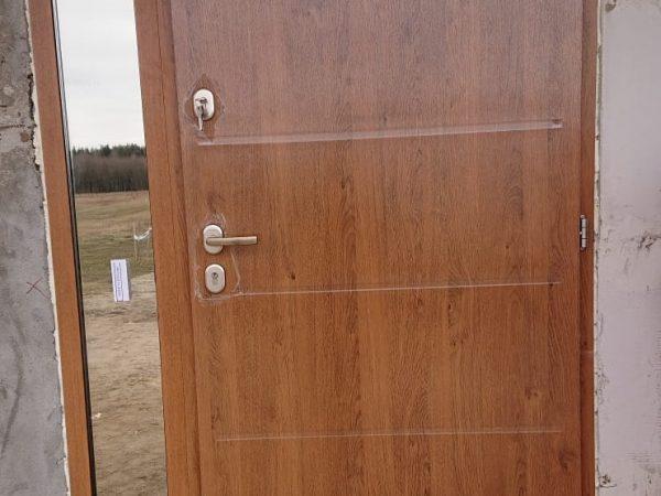 Drzwi firmy Wikęd, kolor. złoty dąb